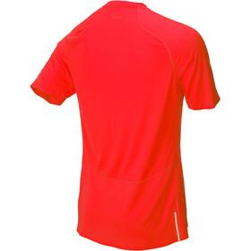 inov-8 Base Elite Camiseta Manga Corta Hombre, rojo